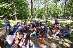250 дітей мандрували визначними місцями Волині