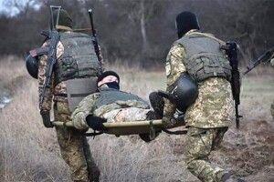 Напередодні на Сході один український військовослужбовець отримав поранення