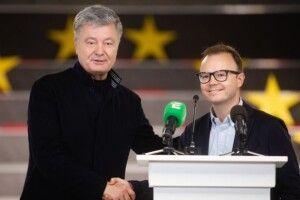 «Європейська солідарність» Порошенка підтримала кандидата від партії «Голос» у другому турі виборів міського голови Черкас