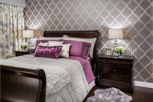 Як вибрати шпалери для спальні