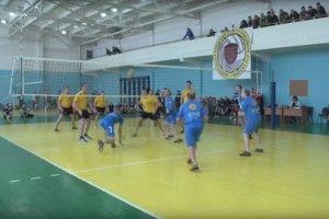 У Києві пройшов волейбольний турнір учасників АТО (Відео)