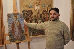 Люблинецький майстер творить святих… ізсірників