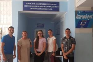 Сімейні лікарі з Любешова вивчали сучасні принципи діагностики