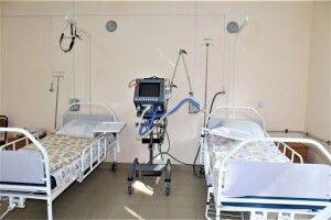 У лікарні волинського міста немає вільних ліжкомісць для хворих на коронавірус