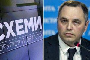 Пане Зеленський, скільки можна мовчати? Близький довлади Портнов відкрито залякує журналістів!