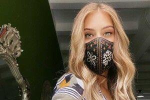 Онучка Софії Ротару ходить унайдорожчій масці— за6700гривень