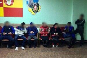 У Луцьку банда пограбувала іноземця