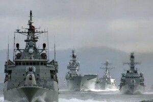 Російський есмінець мало не зіткнувся з американським крейсером у Філіппінському морі