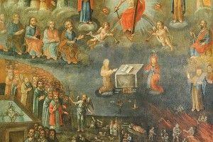 Чому на іконі Страшного суду особливе місце відведене милосердному грішнику та нечесній сповіді?