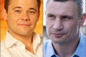 Правиця Зеленського та Віталій Кличко обмінялись жорсткими заявами
