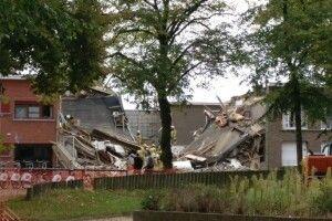 Потужний вибух знищив три будинки у бельгійському Антверпені