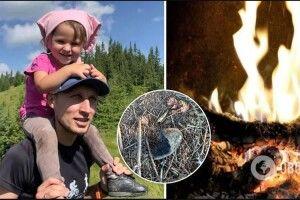 Запалили вогнище: двоє туристів загинуло, щечетверо — важко поранені