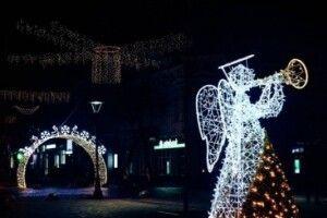 У Луцьку 85 тисяч витратять на облаштування святкового містечка