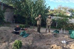 У Ковелі ексгумують останки німецьких військових