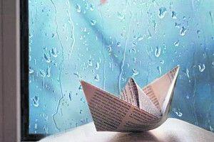 Кораблик із твоїх долонь