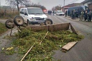 На Камінь-Каширщині жінка-водій врізалася в підводу