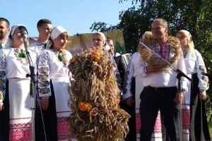 В Копачівській ОТГ відсвяткували обжинки (Фото)
