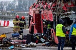 «Це було пекло, люди кричали про допомогу», – очевидці смертельної ДТП з українцями в Польщі