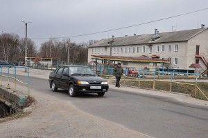 У Камені-Каширському міст — без пішохідного переходу