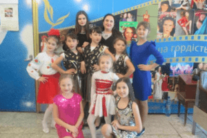 Юні ківерчанки здобули 5перемог наміжнародному конкурсі