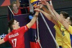 Україна перемогла Бельгію і вийшла в чвертьфінал ЧЄ з волейболу