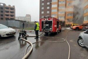 У Рівному в квартирі дев'ятиповерхівки вибухнув газовий котел (фото)