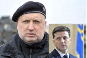 Годі проявляти героїзм заднім числом: Турчинов жорстко відповів ЗЕ-президенту