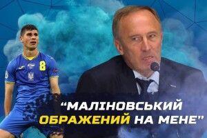 Чому тренер Петраков попросив пробачення в півзахисника Маліновського (Відео)