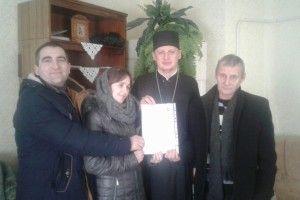 Громада села Маньків Локачинського району перейшла у Православну Церкву України