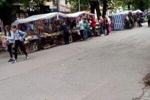 На Волині муніципали оштрафували продавців шкільного ярмарку