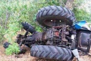 У ДТП на Волині загинув 32-річний тракторист