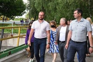 Понад 10 мільйонів євро спрямують на реконструкцію очисних споруд «Луцькводоканалу»