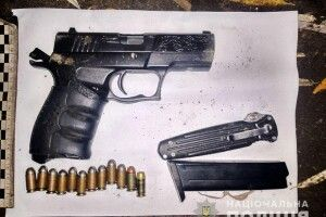 У Рівному озброєні чоловіки побили поліцейського