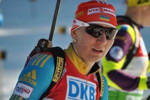 Українки фінішували шостими під час естафети в Рупольдингу