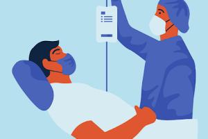 Хворих з коронавірусом більше не прийматимуть у Ратнівській лікарні