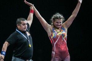 Іваничівська борчиня – призерка чемпіонату світу серед молоді