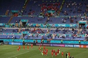 УЄФА анулювала квитки британських уболівальників на матч з Україною