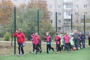 У Луцьку тривають спортивно-патріотичні заходи до Дня захисника України