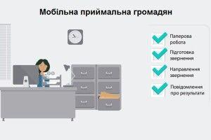 Турбуються про лучан:  команда Покровського запустила проєкт «Мобільна приймальня»