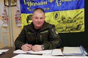 У зоні ООС помер комбриг 1-ї танкової бригади