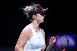 Еліна Світоліна з перемоги стартувала на Підсумковому турнірі WTA