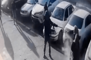 Розстріляв невиннихчи вчинив самосуд під прицілами камер?