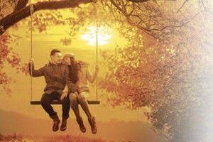 Осінь – розп'яте кохання...