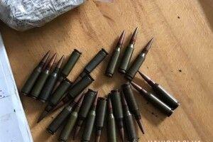 У жителя Локачинського району поліцейські вилучили боєприпаси