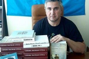 Медведчук хоче через суд заборонити книгу про Василя Стуса