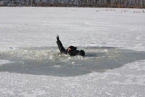 У Шацьку рибалка провалився під лід