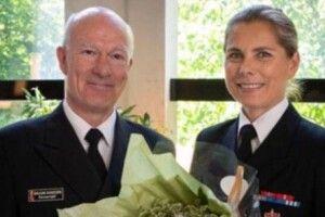 Жінка вперше стала членом військового комітету НАТО