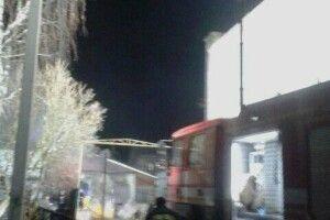 У Ківерцях вночі сталась пожежа з вибухами