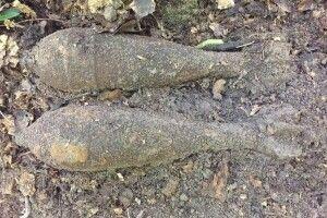 На Волині сапери знищили 5 боєприпасів часів Другої світової війни
