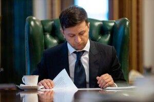 Зеленський призначив голів восьми РДА, зокрема Рівненської області